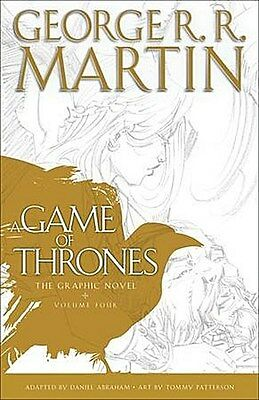 A Game of Thrones 04. Graphic Novel - George R. R. Martin -  9780345529190