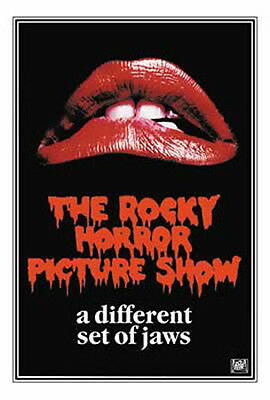 Rocky Horror Picture Show - A Different Set Film Poster