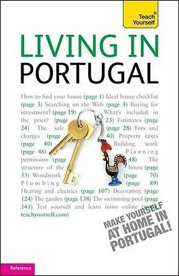 Living in Portugal: Teach Yourself Peter MacBride