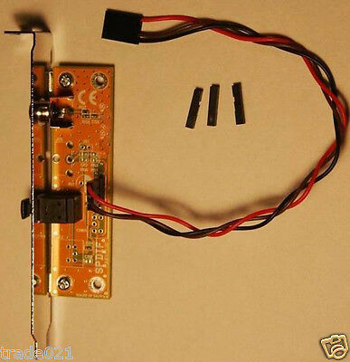 SPDIF RCA Out Motherboard Cable Bracket Plate Cable Bracket for ASUS ECS MSI