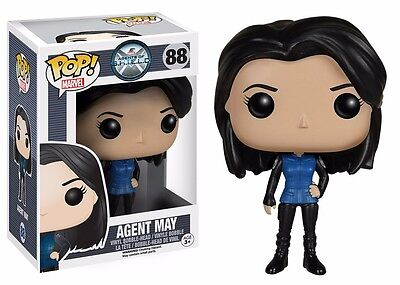 Funko Pop! Melinda May Agents Of Shield Marvel Comics Vinyl Figure