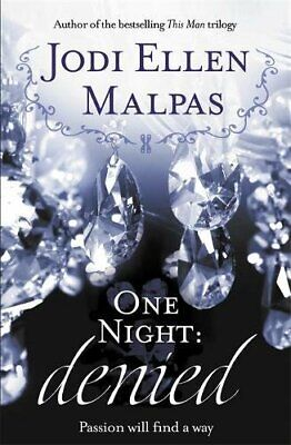 One Night: Denied (One Night series) by Malpas, Jodi Ellen Book The Cheap Fast