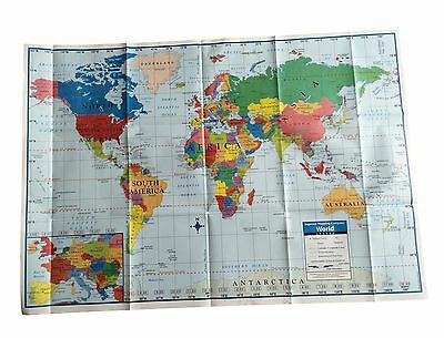 USA US MAP Poster Size Wall Decoration Large MAP Of USA X - Big map of us poster