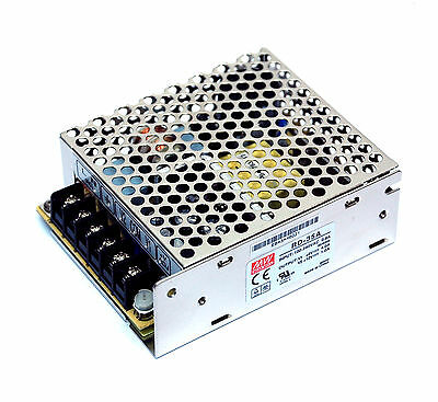 1pc DC Switching Power Supply RD-35A 35W Dual o/p 5V 4A 12V 1A UL Mean Well
