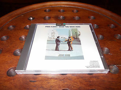 Pink Floyd - Wish You Were Here  Ck 33453  Columbia Cd ..... New