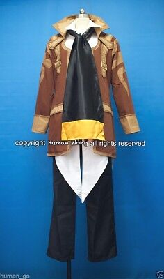 Tales of Xillia Alvin Cosplay Costume Size M Human-Cos