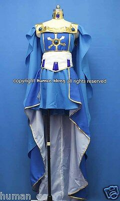 Umi Magic Knight Rayearth Cosplay Costume Size M Human-Cos