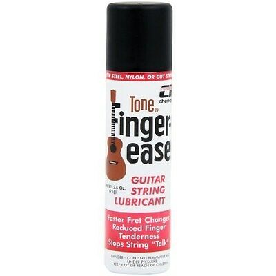 Tone Fingerease Guitar String Lubricant and Cleaner