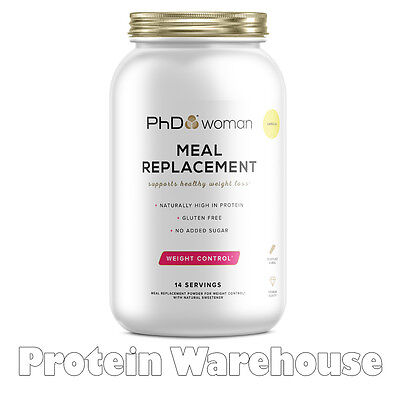 PhD Woman Meal Replacement 770g Weight Loss Diet Slimming Shake Drink Powder