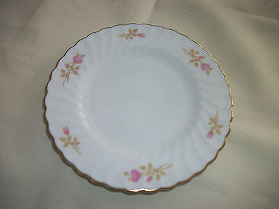 SYRACUSE SILHOUETTE 'COURTSHIP' FINE CHINA BREAD & BUTTER PLATE
