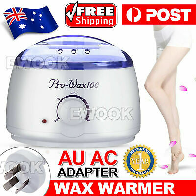 Removal Set Salon Beauty Waxing Wax Pot Warmer Paraffin Heater Hair Equipment