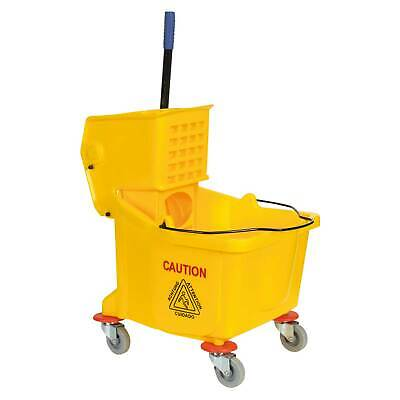 Sealey Heavy Duty Mop/Water Bucket Container Cleaner/Cleaning Unit 36ltr - BM01