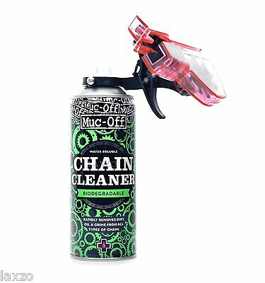 Muc off Bicycle Chain Doc Chain Cleaner 400ml Bio - Degradable MTB Road and BMX