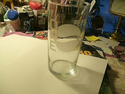 CR1    NEW LOWER PRICE  Vintage  Pepsi One Calorie Tall Glass