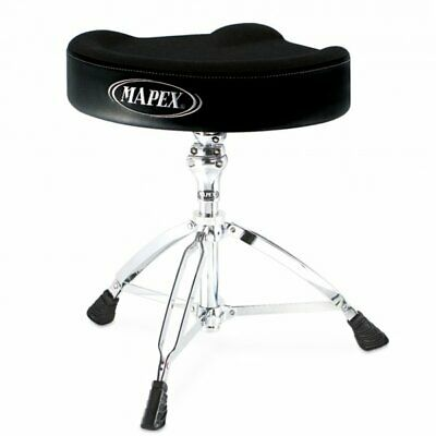 Mapex T765A Drum Stool Throne Saddle Cloth Top