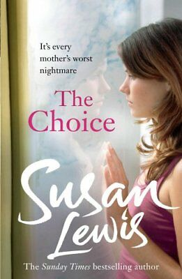 The Choice, Lewis, Susan Paperback Book The Cheap Fast Free Post