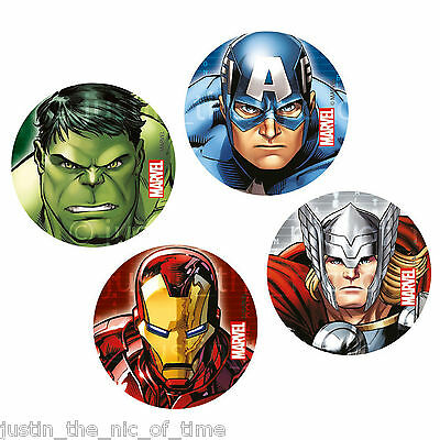 AVENGERS ASSEMBLE Birthday Party Supplies Boys Sprinkles TABLE CONFETTI 14g