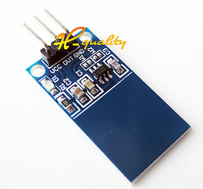 10PCS Capacitive TTP223 Touch Switch Digital Touch Sensor Module For Arduino
