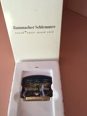 Hammacher Schlemmer Sound Machine