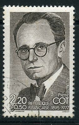 Stamp / Timbre France Oblitere N° 2406 Pierre Cot