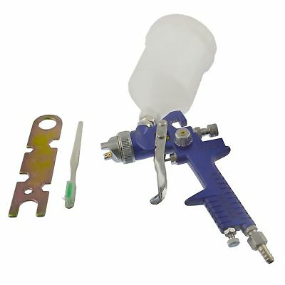 Air Spray Gun Gravity Feed HVLP 1.4mm Nozzle / Needle TE318
