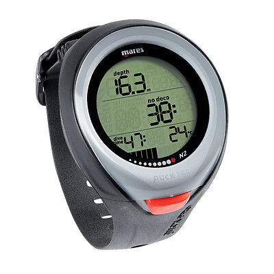 Mares Dive Computer Puck Pro Grey 02UK