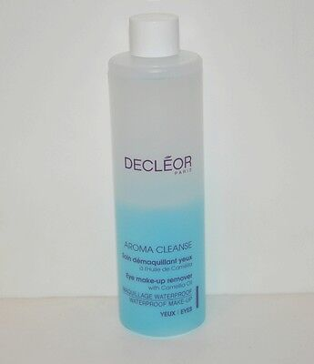 Decleor Aroma Cleanse Eye Make Up Remover 250ml/8.4fl.oz. Salon ( Free shipping)
