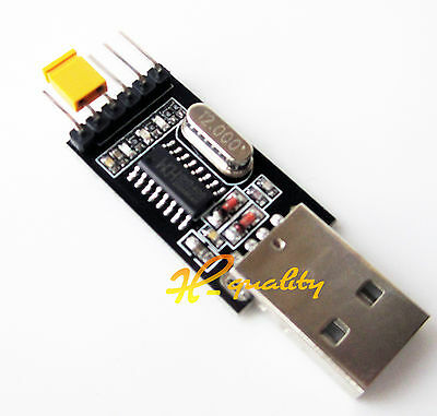 2PCS USB To RS232 TTL CH340G Converter Module Adapter Replace Pl2303 CP2102 UK
