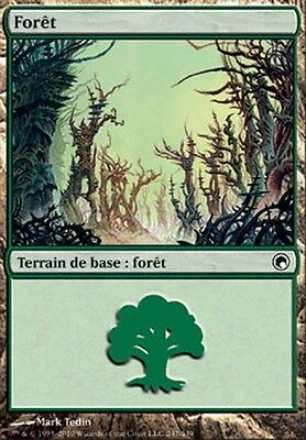 ▼▲▼ 4x Forêt Glimmerpoint Stag Cicatrices #247 VF Magic