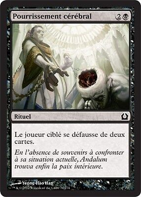 C VF Mtg Magic Retour Ravnica Coursers/' Accord 4x Accord des coursiers