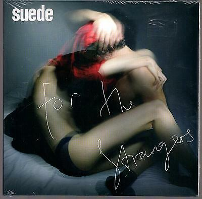 "Suede For The Strangers + Hit Me Suesx004 7""  45 Giri Sealed 0825646411498"