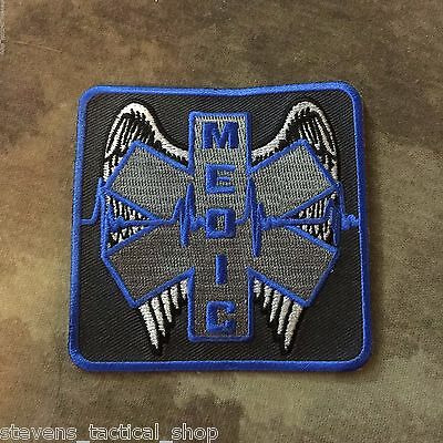 Winged Medic Heart Beat Patch