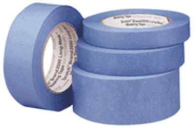 """3M 09168 Scotch Safe Release Painters Masking Tape 2"""" Roll Box of 4 Rolls"""