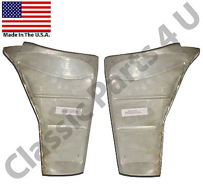 TRUNK EXTENSIONS  AMC JAVELIN AMX 1971 72 73 74  NEW PAIR!  FREE SHIPPING!