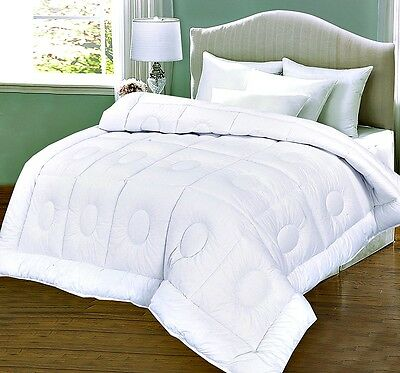 Finest Quality White 10.5 13.5 Tog Egyptian Cotton Duvet – Premium Collection