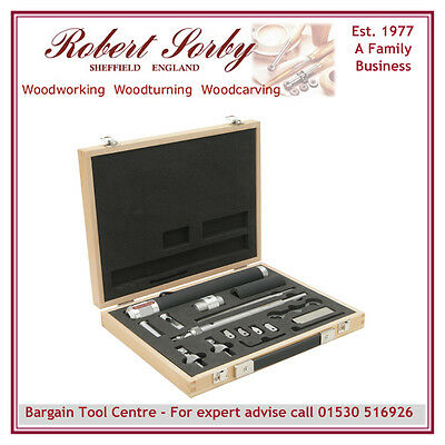 ROBERT SORBY SOV-RSTMDBS Sovereign Turnmaster Set SAVE £106.54