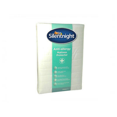 Silentnight Anti Allergy Mattress Protector - Double