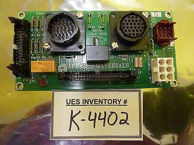 AMAT Applied Materials 0100-09099 Chamber Interconnect PCB Rev. G Used Working