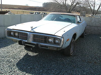 Dodge : Charger 1974 dodge charger