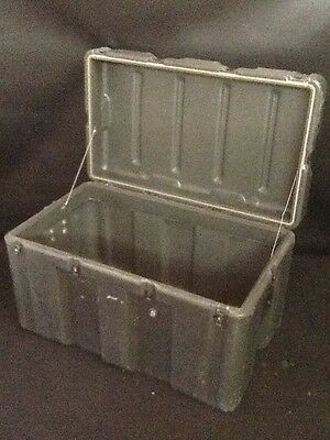 "HARDIGG 39x24x24"" Shipping Container Hard Case Waterproof Military Grade Hinged"