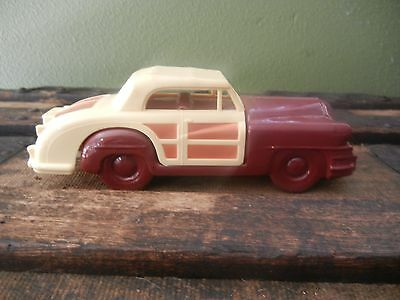 estate avon 1948 chrysler town and country decanter collectible mens aftershave