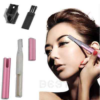 Fashion 3 in One Electric Bikini Eyebrow Shaper Shaver Trimmer Hair Remover