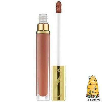 Estee Lauder High Intensity Lip Lacquer Amber Halo GlosS Nude PCLL 12 Sealed NIB