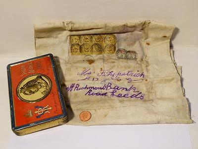 BAFPO 3 Postal Cover 1900 South Africa Queen Victoria Chocolate Tin & Stamps