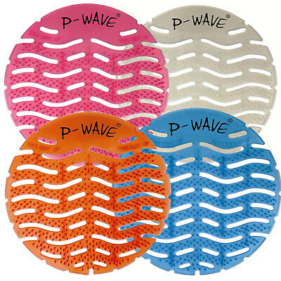 P Wave Urinal Screen Deodoriser Mat upto 30 Day Fresh Toilet Fragrance