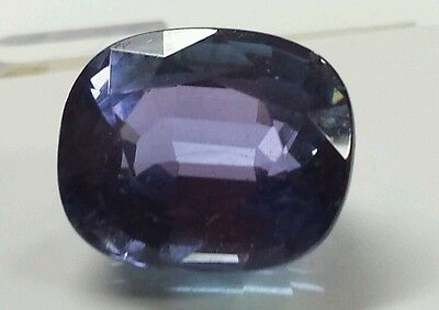 Natural loose gemstones Tanzanites 6.17ct  12x9 mm oval AAA color vs quality