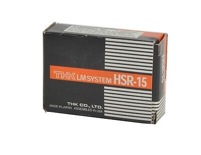 New THK HSR15B1SS(GK) HSR-15 Linear Guide Carriage