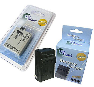 Battery +Charger for Canon Rebel T1i, EOS Rebel T1i, XS, LP-E5, EOS Kiss X2, F