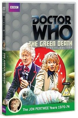 DR WHO 069 (1973) THE GREEN DEATH (Special Edition) TV Doctor Jon Pertwee - DVD