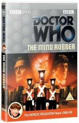 DR WHO 045 (1968) - THE MIND ROBBER TV Doctor Patrick Troughton - NEW R2 DVD